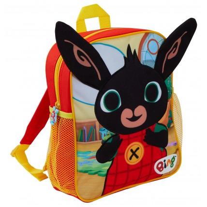 Bing Bunny 3D Plush Backpack