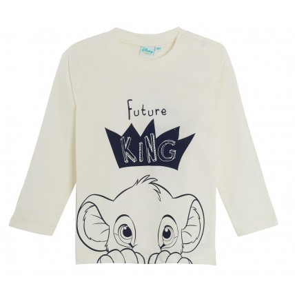 Disney Baby Boys Top  Future King