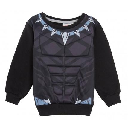 Marvel Black Panter Boys Sweatshirt