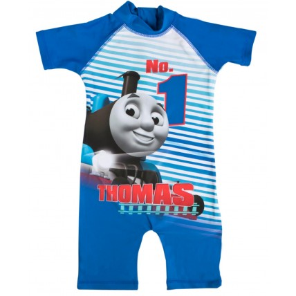 Thomas The Tank Engine Sun Suit - No. 1 Thomas