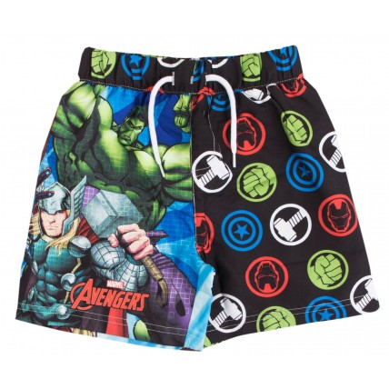Marvel Avengers Swim Shorts - Logo
