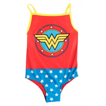 Wonder Woman Swimming Costume