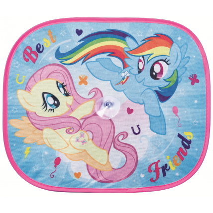 My Little Pony Car Sunshade (Pack of 2)
