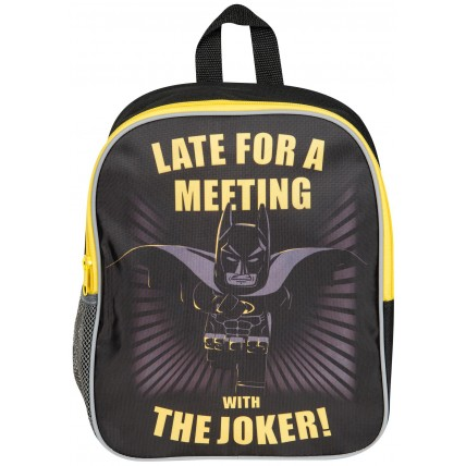 Lego Batman Meeting With The Joker Backpack