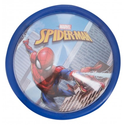 Marvel Spiderman Push Light