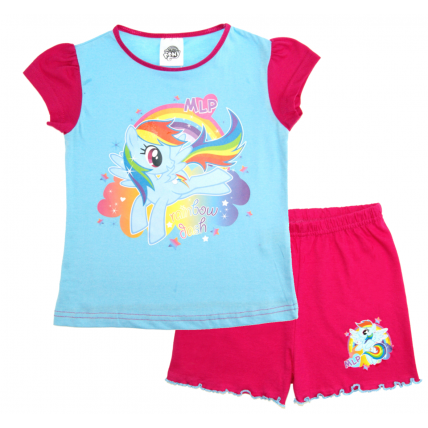 My Little Pony Short Pyjamas - Rainbow Dash