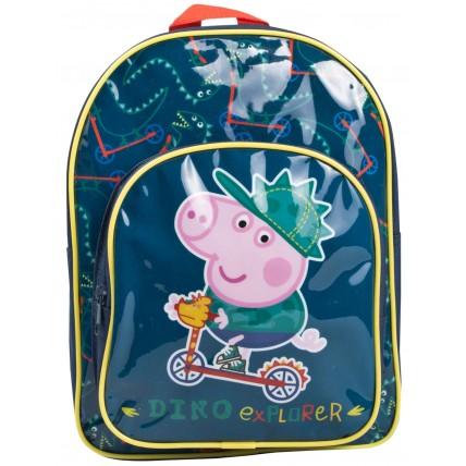 Boys George Pig Dino Explorer Backpack