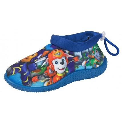 Paw Patrol Boys Aqua Shoes - Blue