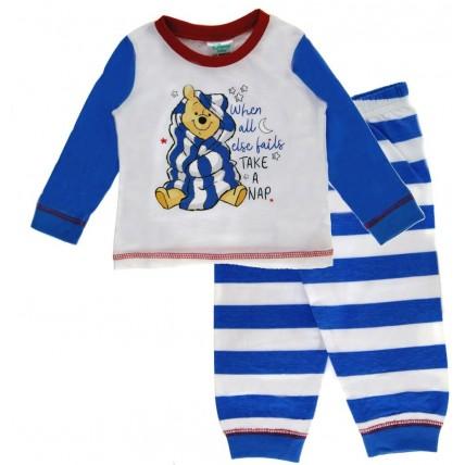 Baby Boys Winnie The Pooh Pyjamas - Take a Nap