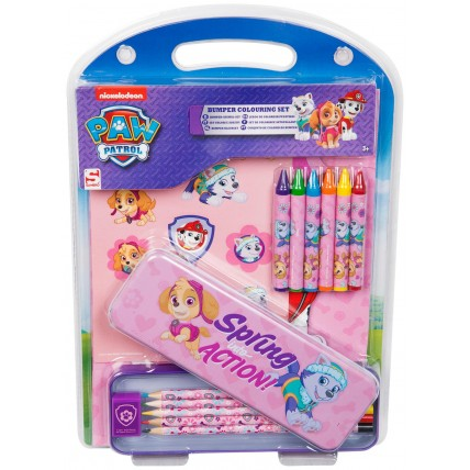 Paw Patrol Girls Stationery Set