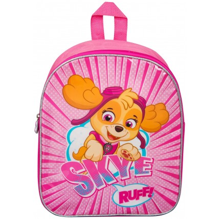 Paw Patrol Girls Backpack Skye Ruff