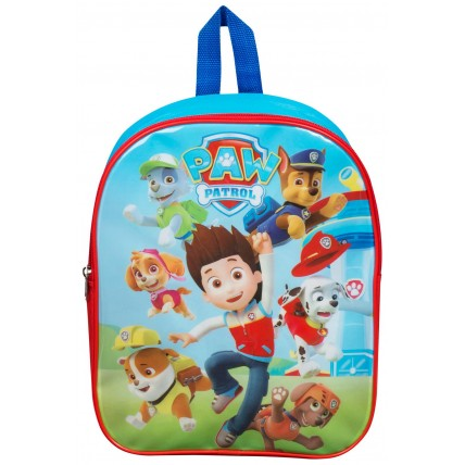 Boys Paw Patrol Team Backpack