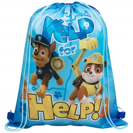 Paw Patrol Pump Bag