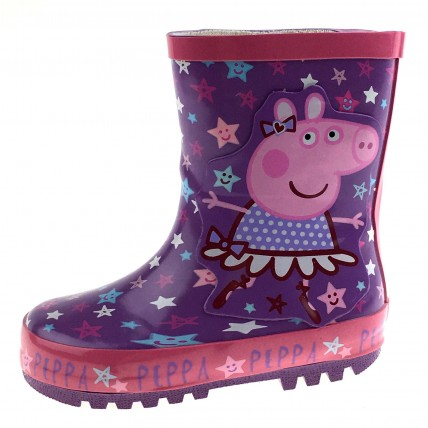 Peppa Pig Fairy Rubber Wellington Boots