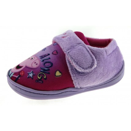 Peppa Pig Mule Slippers - Sing Along!