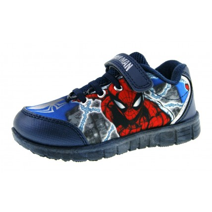 Marvel Spiderman Lightweight Sports Trainers