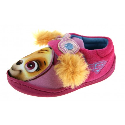 Paw Patrol Skye 3D Fleece Slippers