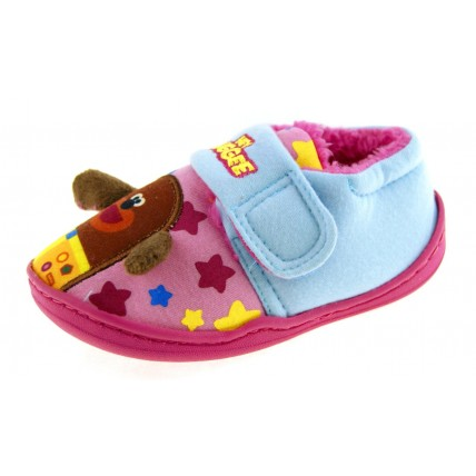 Hey Duggee 3D Fleece Slippers