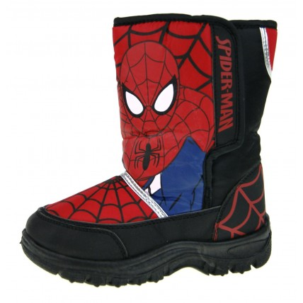 Marvel Spiderman Snow Boots