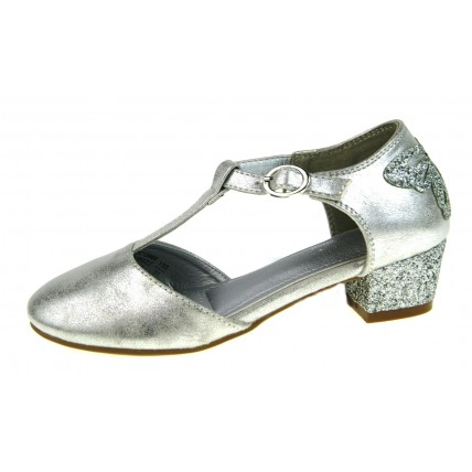 Butterfly T-Bar Party Shoes