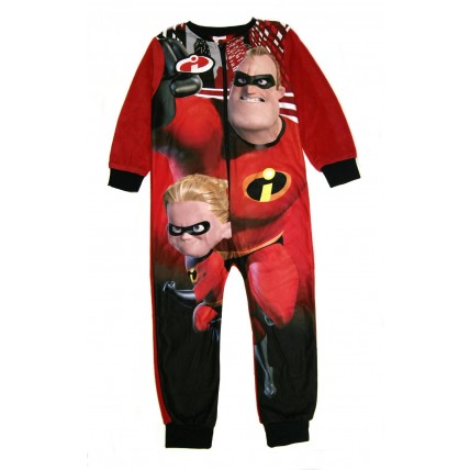 Disney Incredibles Fleece Onesie