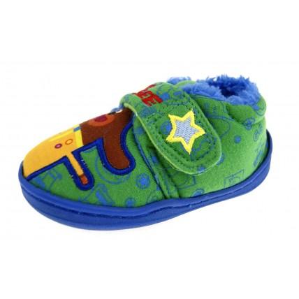 Hey Duggee Slippers - Booties