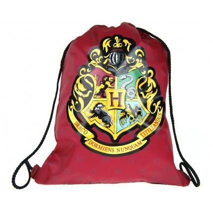 Harry Potter Drawstring Bag - Crest