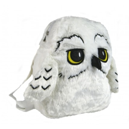 Harry Potter Hedwig Backpack  3D Plush