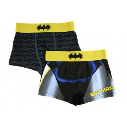 Boys Batman Boxer Shorts - 2 Pack