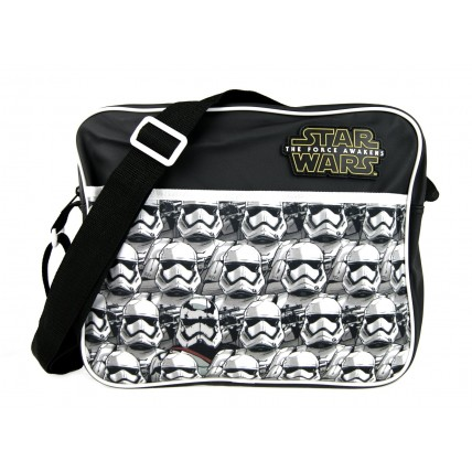 Disney Star Wars Messenger Bag  Storm Trooper