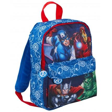 Marvel Avengers Boys Backpack - Logo