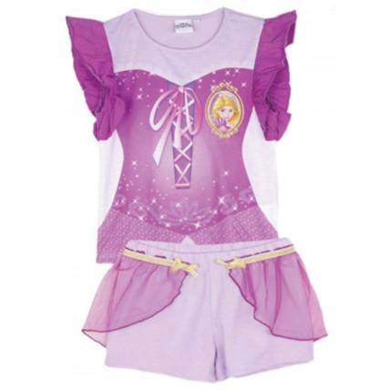 Disney Princess Pyjamas With Tutu - Rapunzel