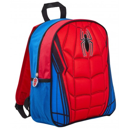 Spiderman 3D Plush Backpack