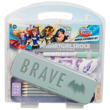 DC Super Hero Girls Stationery Set