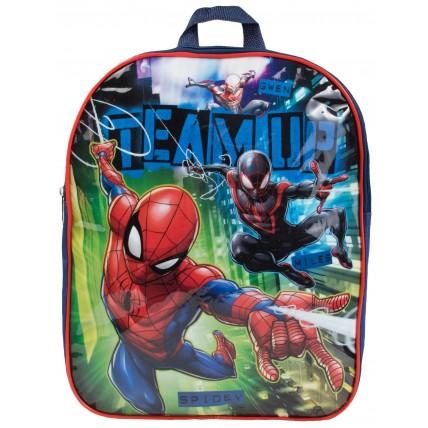 Marvel Spiderman Backpack - Team Up