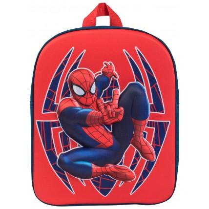 Boys Marvel Spiderman 3D Backpack