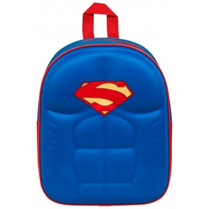 3D Superman Backpack