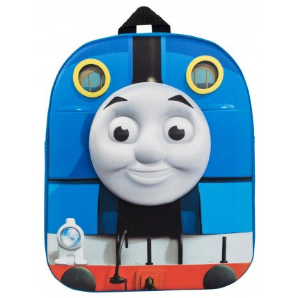 Boys Thomas The Tank Engine 3D Backpack