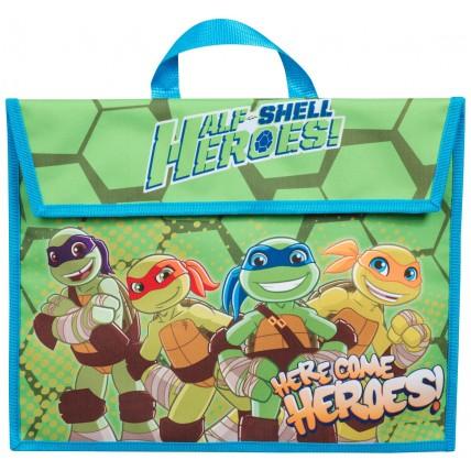 Teenage Mutant Ninja Turtles Book Bag