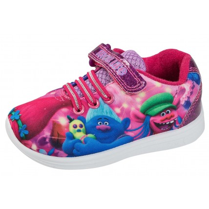 Trolls Girls Trainers - Troll Life