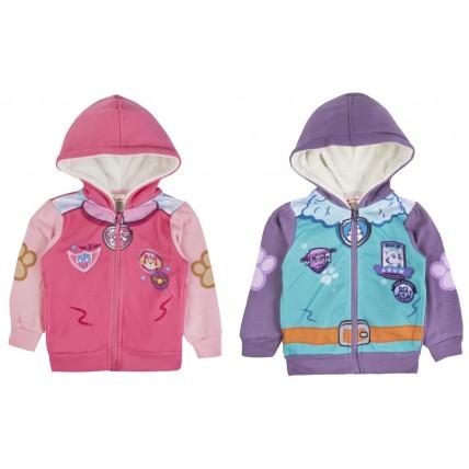 Paw Patrol Girls 3D Design Hooded Jacket