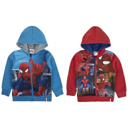 Spiderman Printed Design Jacket