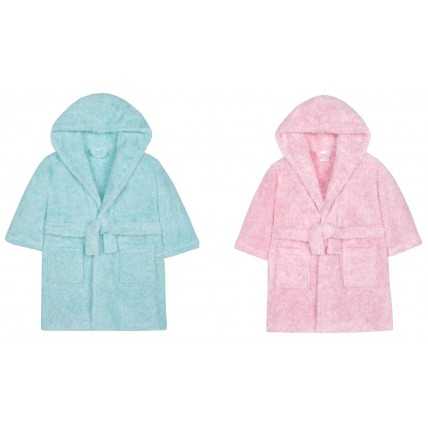 Girls Snuggle Fleece Dressing Gown
