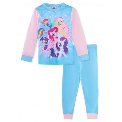 My Little Pony Pyjamas - Pink & Blue