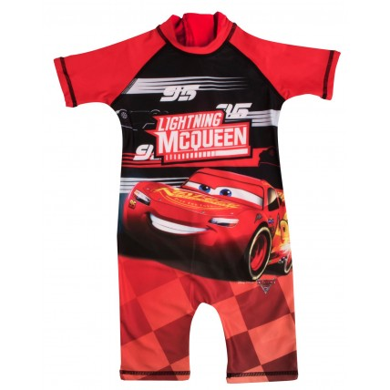 Boys Disney Cars Sun Suit