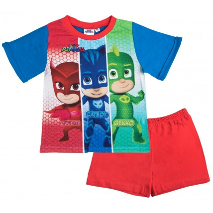 PJ Masks Short Pyjama Set