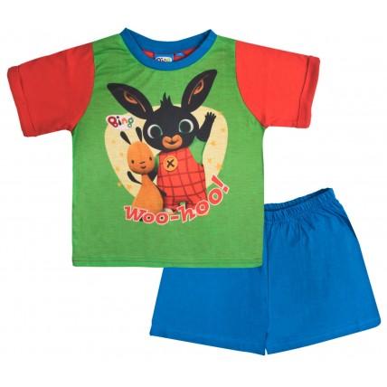 Bing Bunny Short Pyjamas - Woo-Hoo!