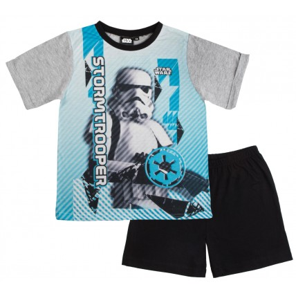 Star Wars Short Pyjamas - Storm Trooper