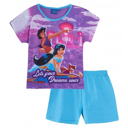 Disney Aladdin Pyjamas - Purple