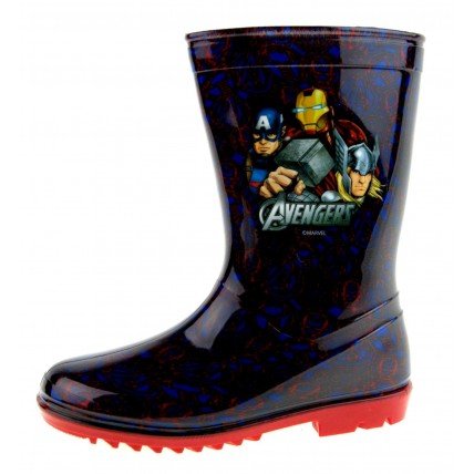 Marvel Avengers Wellington Boots - 3 Character